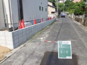 排水路工事